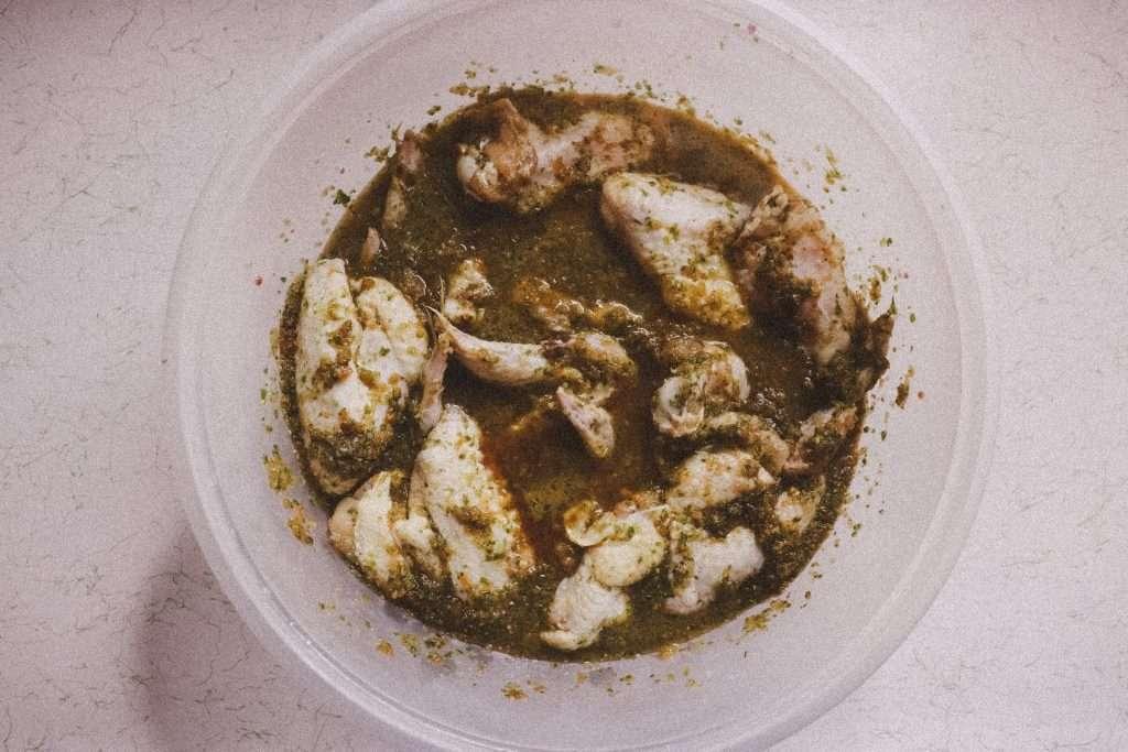 jamaican jerk chicken wings recipe 4675 1024x683 - Oven Roasted Jamaican Jerk Chicken Wings Recipe | Easy & Delicious