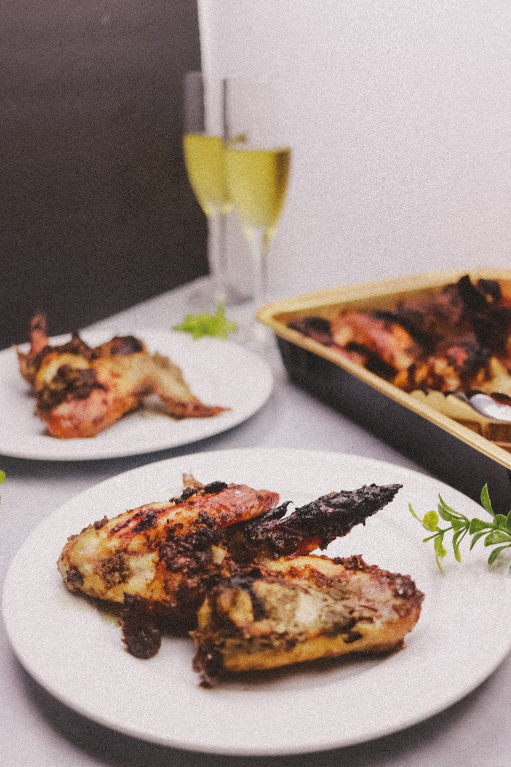 jamaican jerk chicken wings recipe 4702 1024x1536 - Oven Roasted Jamaican Jerk Chicken Wings Recipe | Easy & Delicious