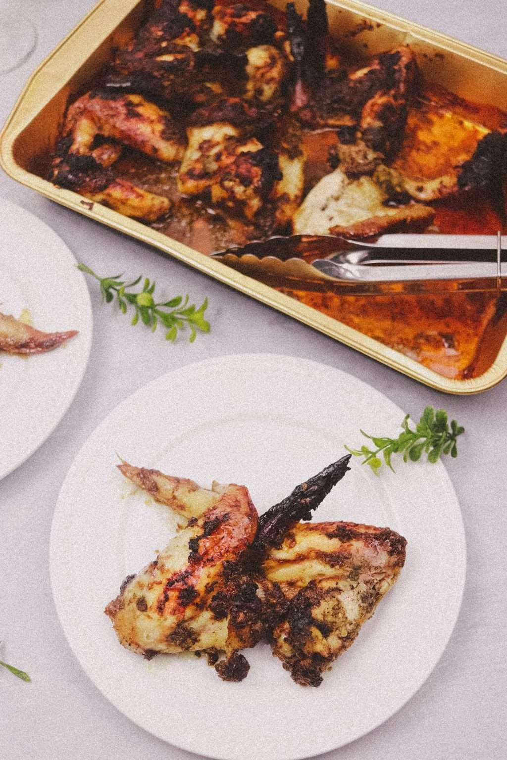 jamaican jerk chicken wings recipe 4707 1024x1536 - Oven Roasted Jamaican Jerk Chicken Wings Recipe | Easy & Delicious