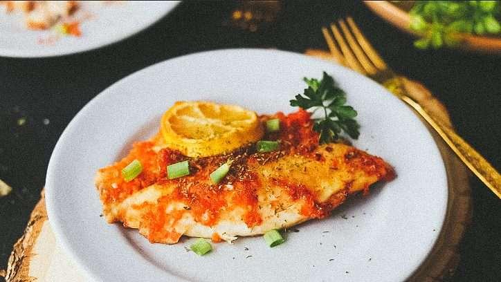Oven baked tilapia fillet recipe youtube  - Oven Baked Tilapia Fillet Recipe For The Fish Lover