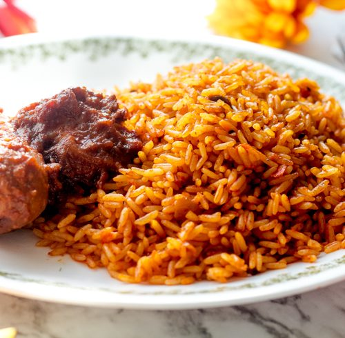 The best Nigerian party Jollof rice recipe you can't resist