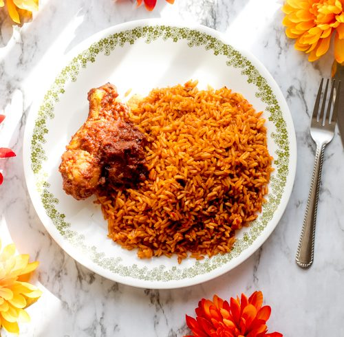 jollof rice recipe  500x490 - Home Page