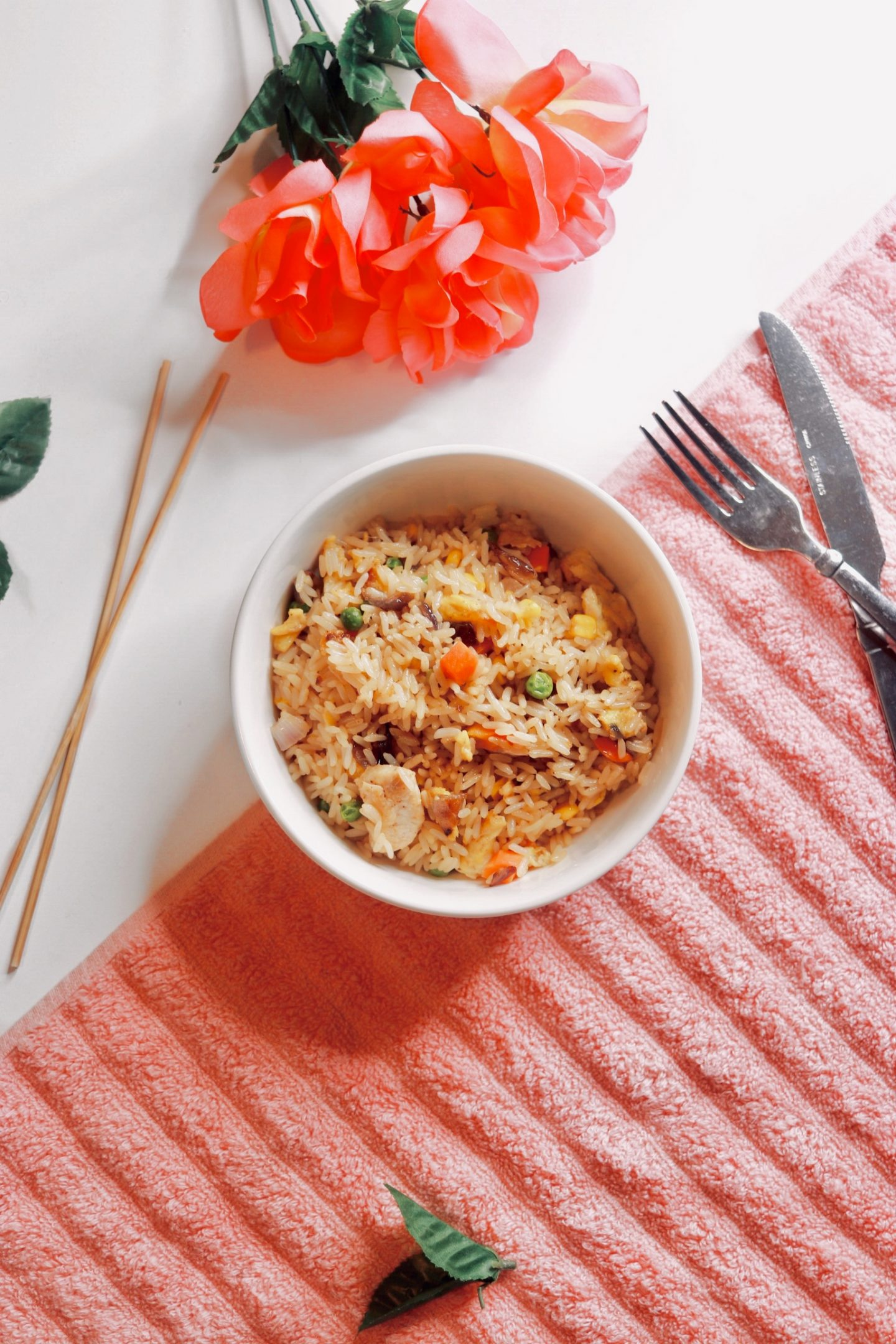 My Secret Chicken Fried Rice Recipe For An Awesome Evening