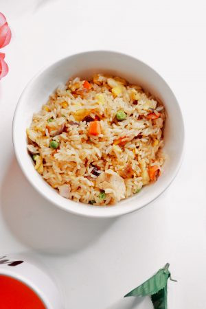 Chicken Fried Rice 25 01 2019 23 10 01 300x450 - My Secret Chicken Fried Rice Recipe For An Awesome Evening