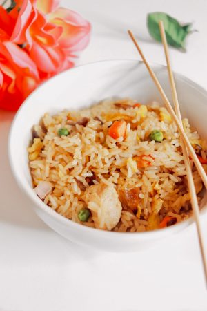 Chicken Fried Rice 25 01 2019 23 12 11 300x450 - My Secret Chicken Fried Rice Recipe For An Awesome Evening