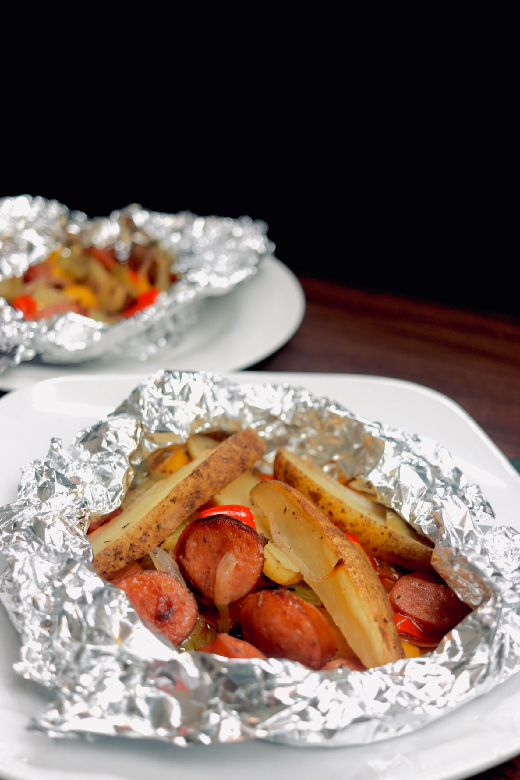 Potato sausage easy recipe