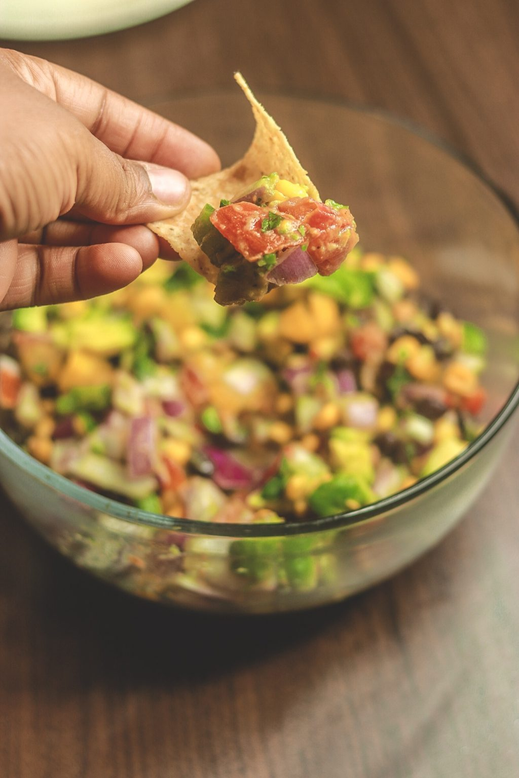Cowboy Caviar Recipe 2490 1024x1536 - Delicious Chicken Cowboy Caviar Recipe For The Dip Lover