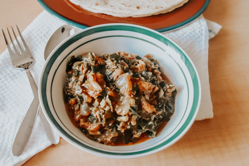 Vegan collard greens recipe 2762 1024x683 - Vegan Collard Greens Recipe