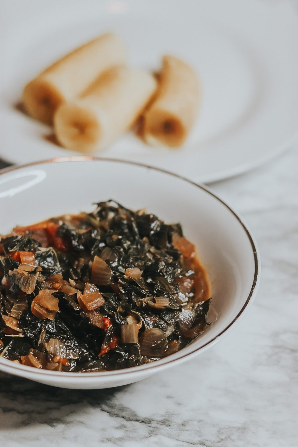 Vegan collard greens recipe
