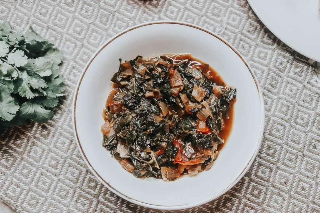 Vegan collard greens recipe 2948 1024x683 - Vegan Collard Greens Recipe + Why I'm Going Vegan