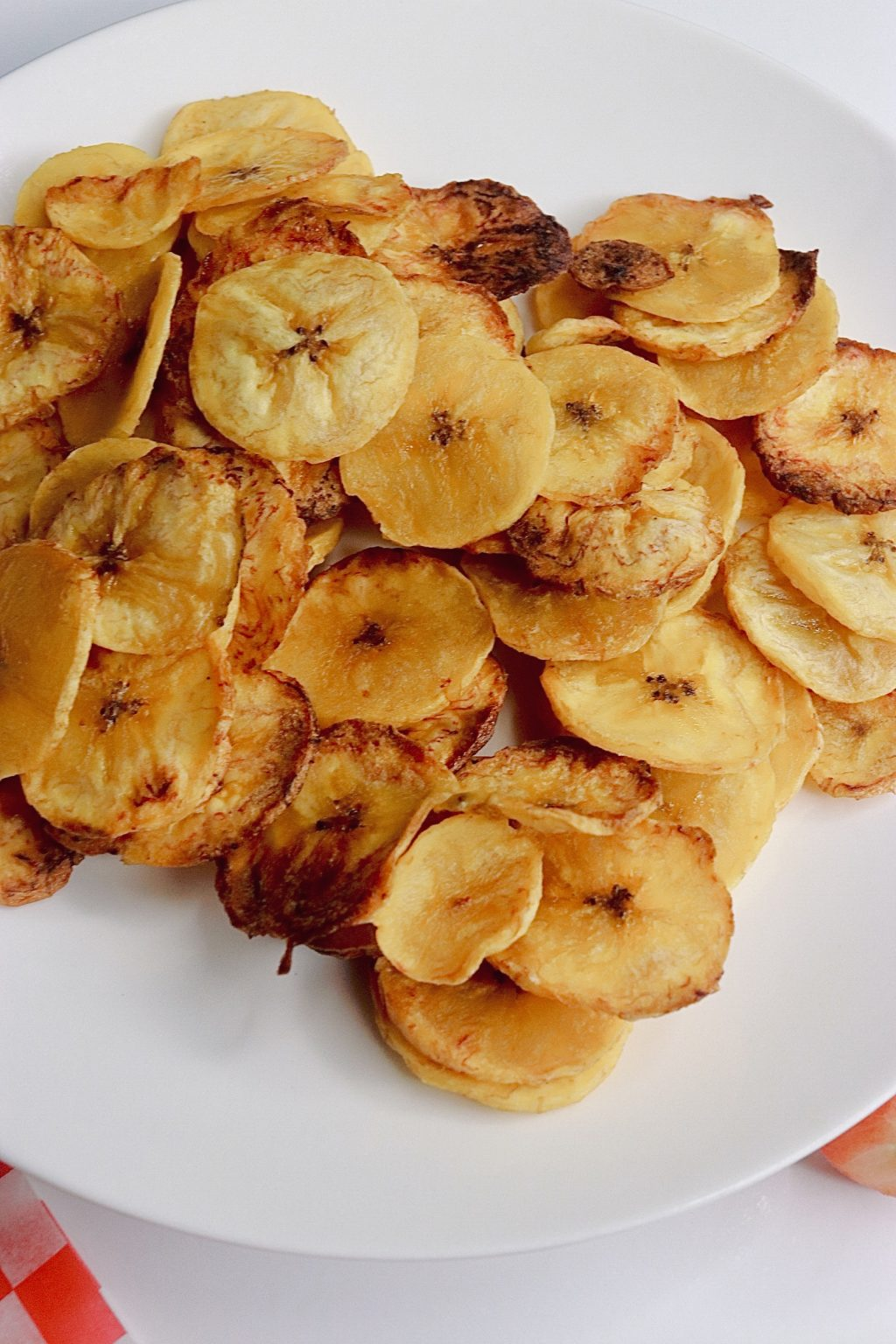 plantain chips recipe 3231 1024x1536 - The Perfect & Crunchy Homemade Plantain Chips Recipe