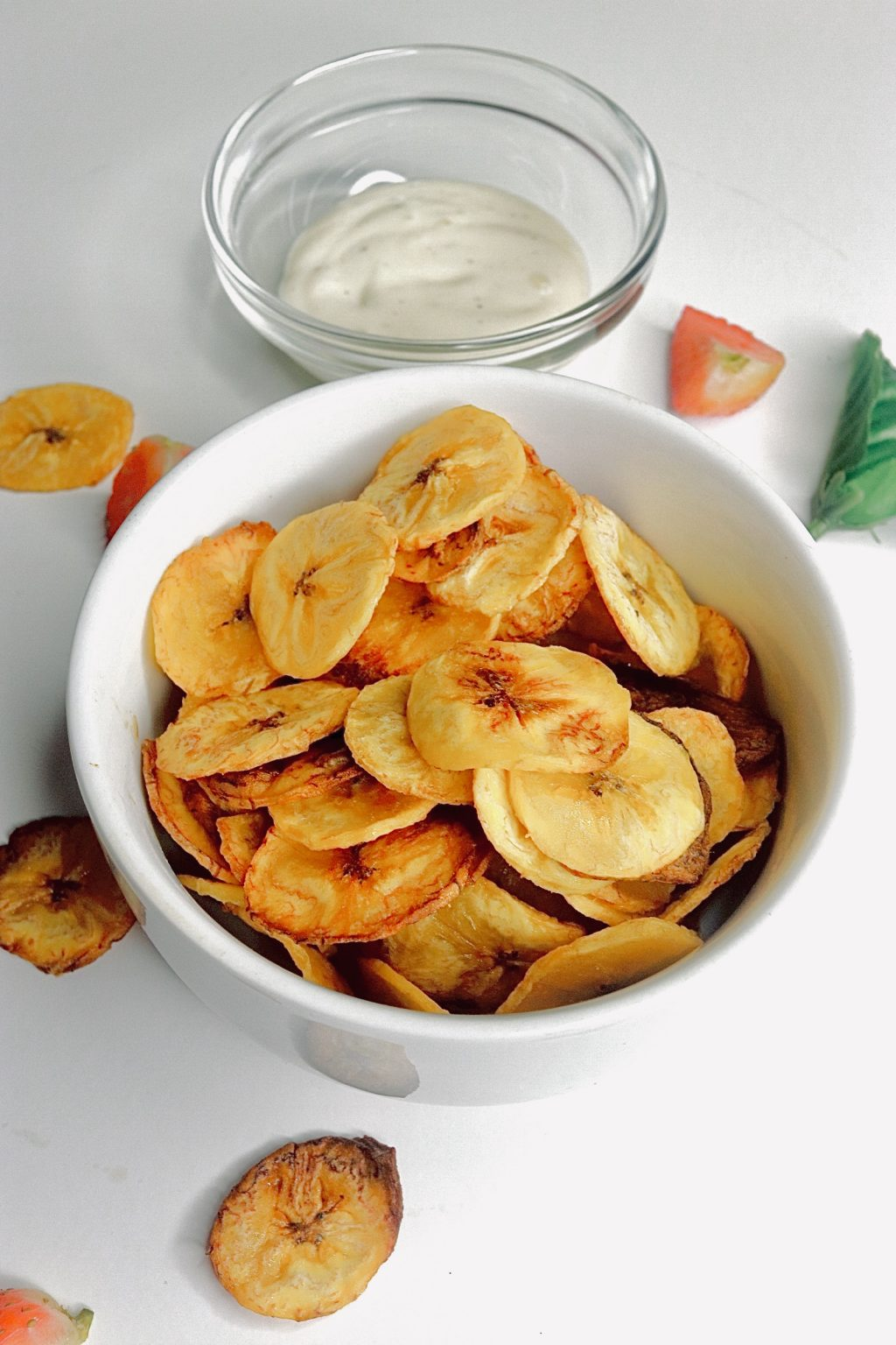 plantain chips recipe 3260 1024x1536 - The Perfect & Crunchy Homemade Plantain Chips Recipe