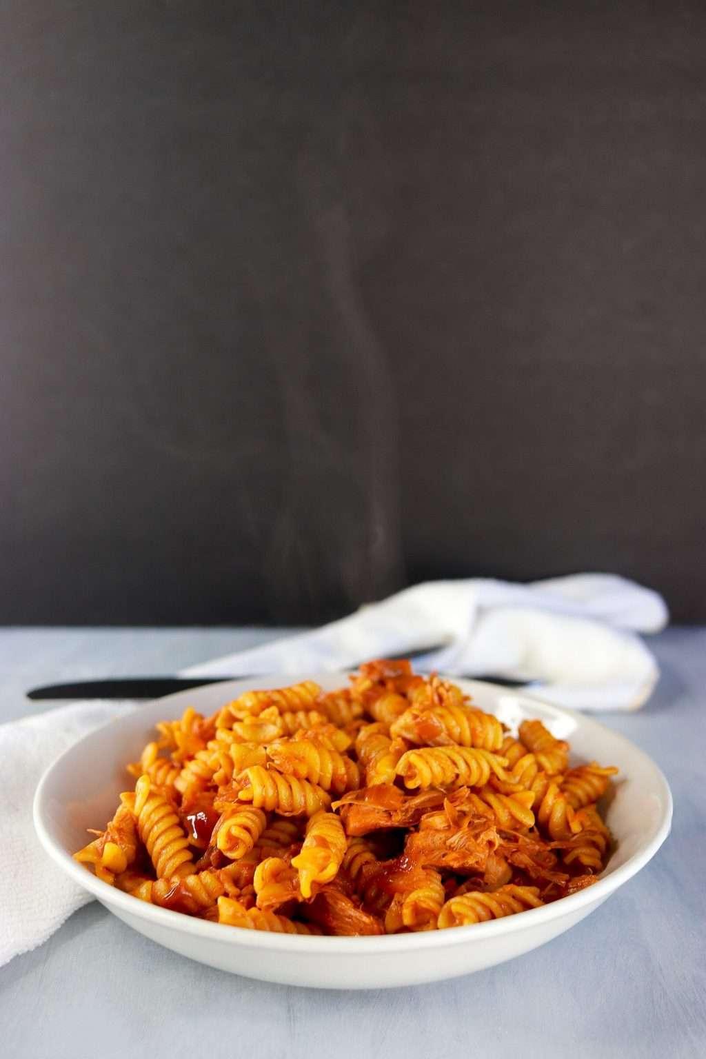 Jackfruit rotini pasta recipe 4196 1024x1536 - HOME