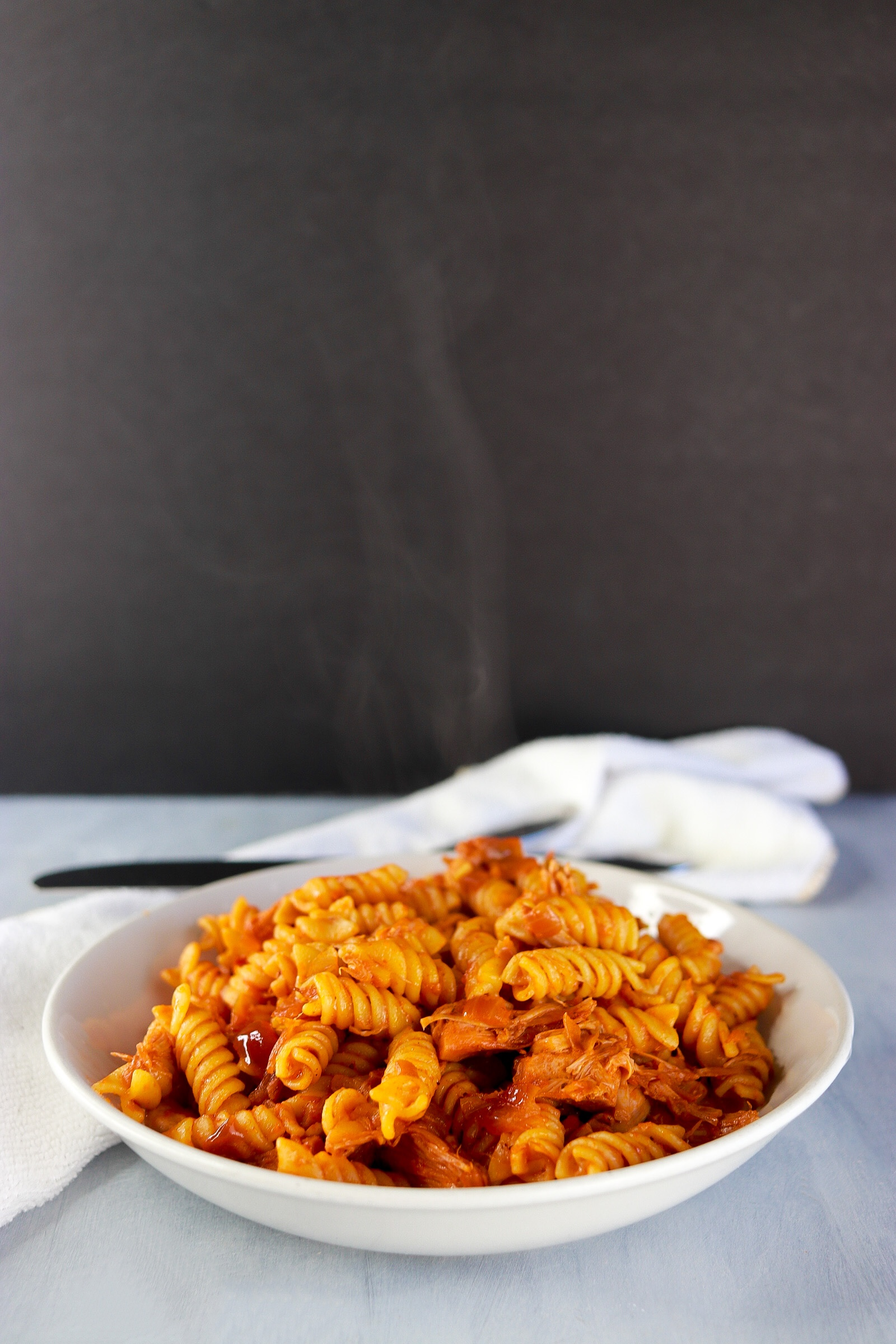 jackfruit rotini pasta recipe